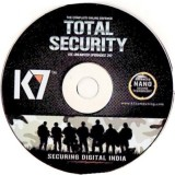 K7 Total Security 2015 1 Pc 1 Year Cd & ...