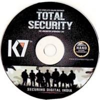 K7 Total Security 2015 1 Pc 1 Year Cd & Serial Key