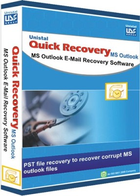 Quick Recovery For Microsoft Outlook Mails (Personal), Ms Outlook Email Recovery Software
