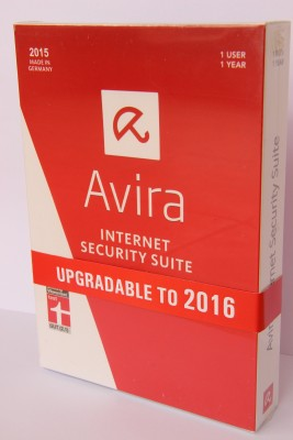 Avira Internet Security 2015 1PC 1Year