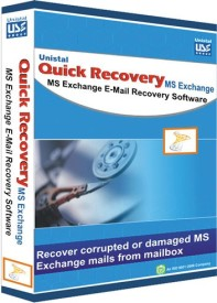 Quick Recovery For Ms Exchange (Personal), Ms Exchange Email Recovery Software