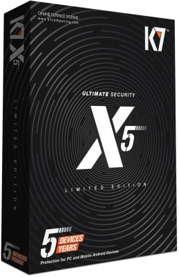 K7 Ultimate Security X5 Limited Edition (5 Devices / 5 Years)