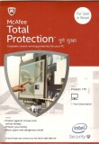 Mcafee Intel Total Protection 1 PC 1Year...