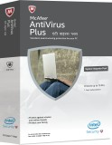 Mcafee McAfee Antivirus 10 pc /1 year