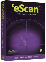 eScan Tablet Security For Android 1 User 3 Years
