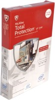 McAfee Total Protection 3 PC 3 Year 2015