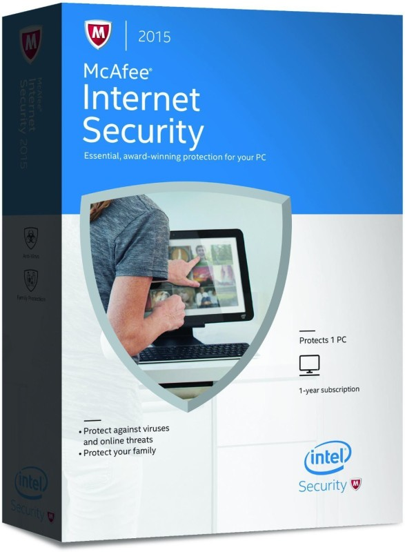 Magnusdeal Mcafee Internet Security(1pc 1year)