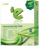 eScan Internet Security Suite 5 PC 1 Yea...