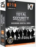 K7 Total Security 10 user - 1Year (2 Ins...