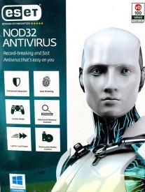 ESET Nod32 Antivirus Version 9 (3 Pc / 1 Year)