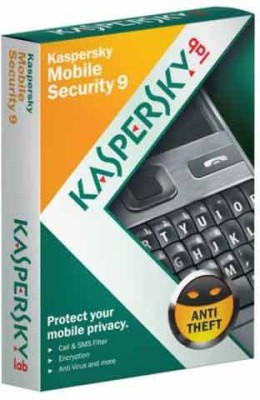 Kaspersky KASPERSKY MOBILE SECURITY 9