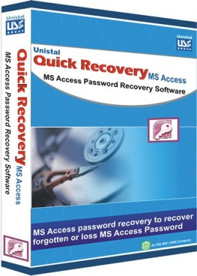 Quick Recovery For Access Password (Personal), Ms Access Password Recovery Software