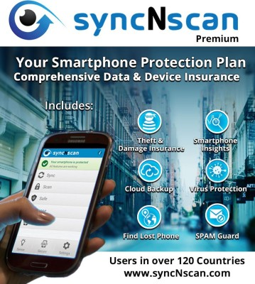 Syncnscan Premium Vi For Mobile Price Range 45000 – 55000