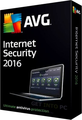 AVG Internet Security 2016 3 PC 1 Year