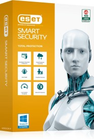 ESET Smart Security Version 9 (2016) 1 Pc/3 Year