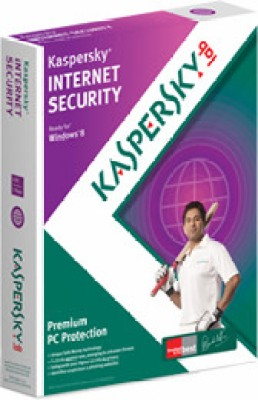 Kaspersky Internet Security 2013 3 PC 1 Year