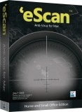 eScan Anti Virus for Mac 3 PC 1 Year