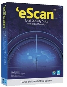 eScan Total Security Suite with Cloud Security 3 User 3 Years