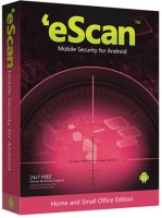 eScan Mobile Security For Android 1 User 3 Years