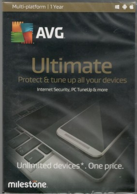 AVG Ultimate 2015