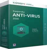 Kaspersky Anti-virus 2 PC 1 Year- 2016