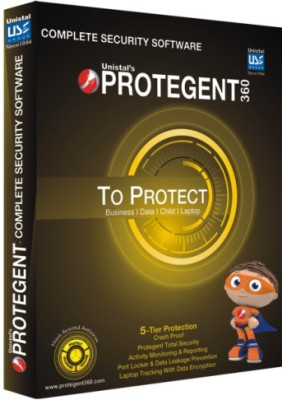Protegent 360 Complete Security 1 PC 1 Year