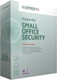 Kaspersky Small Office Security 20 PCs +...