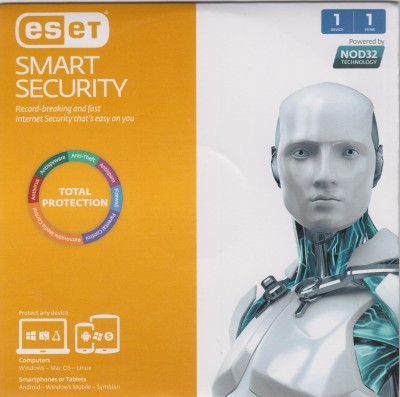 Eset Smart Security Smart Security Version 8 1 PC 1 Year