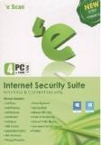 eScan Internet Security 4 PC 1 Year