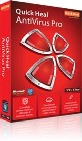 Antivirus Quck Heal Pro 3 User