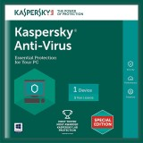 Kaspersky Antivirus Software 2016 New Sl...
