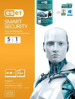 Eset Eset smart security 5user