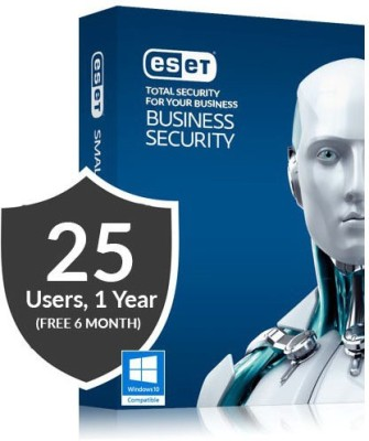 ESET Business Security Pack 25 PC 18 Months (Window 10 Supported)