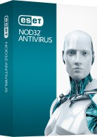 Eset Smart Security NOD32 Anti-virus 1 User 1 Year