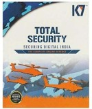 K7 Total Security 10Pc 1 Year (10 Instal...
