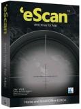 Escan Anti-Virus For Mac 3 Users 2 Years