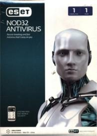 Eset Smart Security NOD32 Anti-virus Version 7 10 PC 1 Year