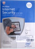 Mcafee Intel Internet Security 2016 1 pc...