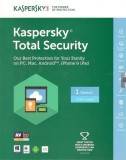Kaspersky Total Security 2016 1 PC 1 Yea...
