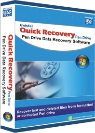 Quick Recovery For Pendrive (Personal), Pendrive Data Recovery Software