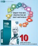 Eset Smart Security NOD32 Antivirus 8 (2...