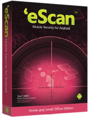 eScan Mobile Security for Android 1 Phone 1 Year