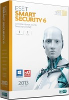 Eset Smart Security Version 6 1 PC 1 Year with ESET Mobile Security 1 PC 1 Year
