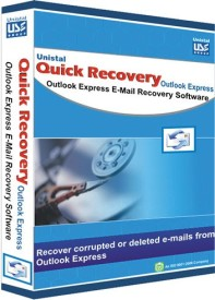 Quick Recovery For Outlook Express (Personal), Outlook Express Email Recovery Software