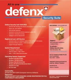 DefenxIT Total Security Premium Suite 1 User 1 Year