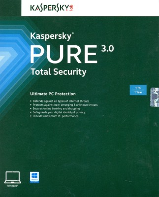 Kaspersky Pure 3.0 Total Security 1 PC 1...