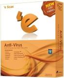 eScan Anti-Virus 3 PC 1 Year
