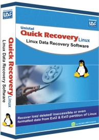 Quick Recovery For Linux (Win Platform) (Personal),Linux Data Recovery Software