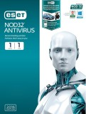 Eset Eset Nod32 Antivirus 1pc 1yr 2016