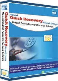 Quick Recovery Ms Outlook Password (Personal), Microsoft Outlook Password Recovery Software
